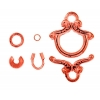 Toggle Fancy Copper Kit  - 2 Sets